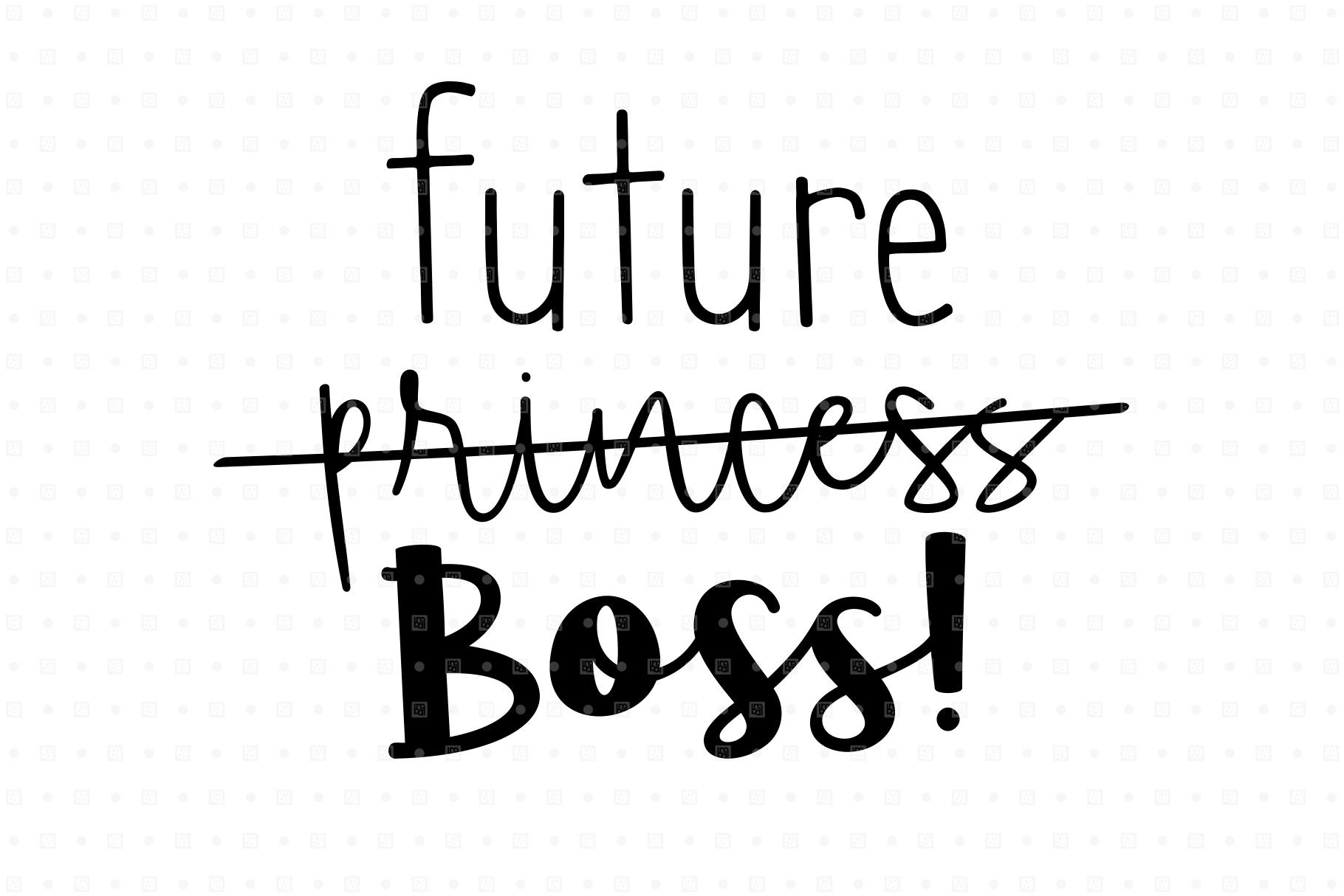 Future Boss example image 3