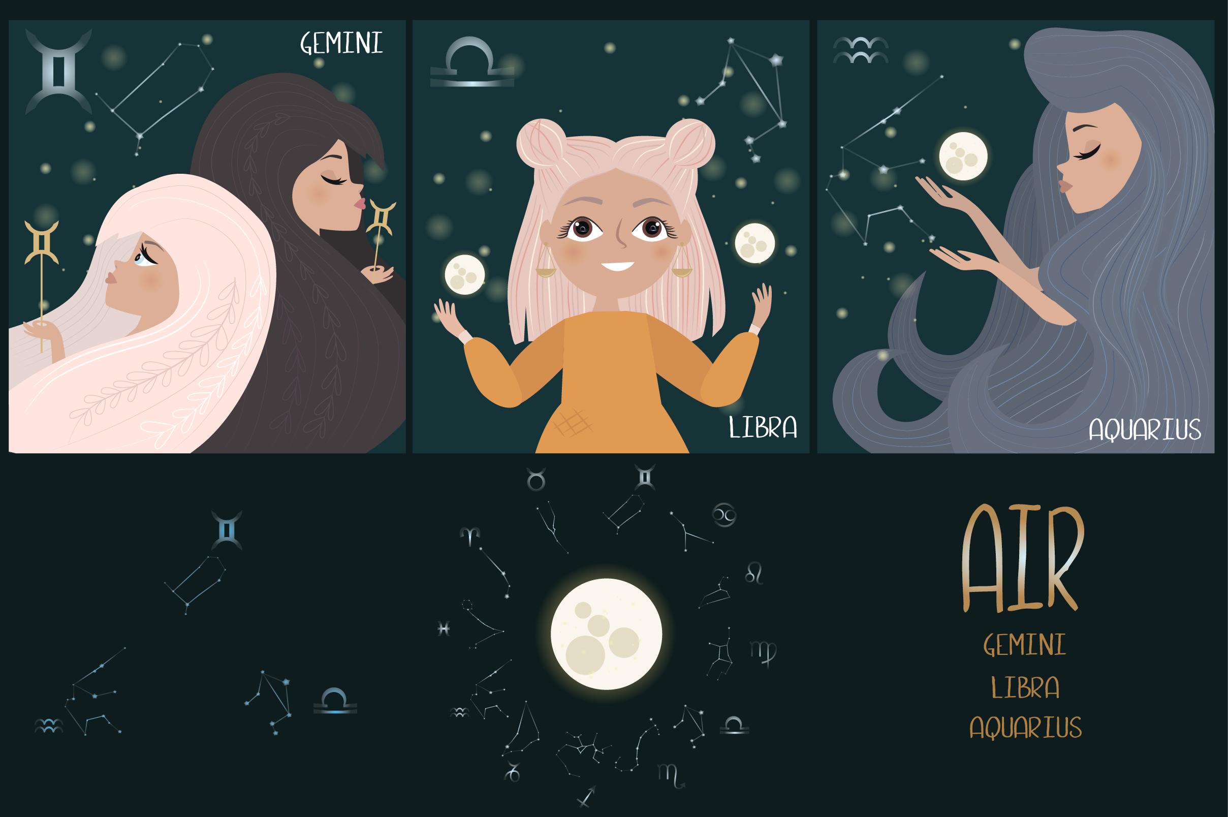 Zodiac. Magic Collection example image 6