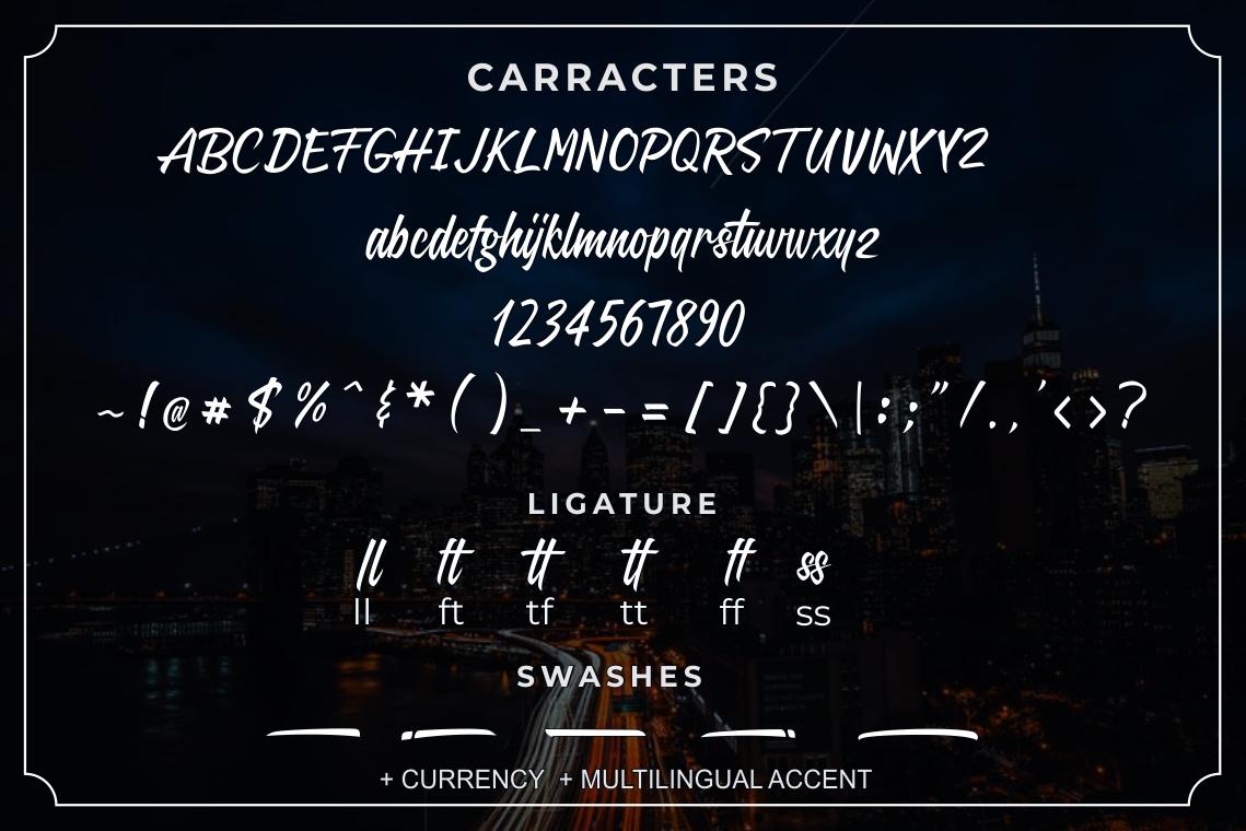Sheptember Script example image 8