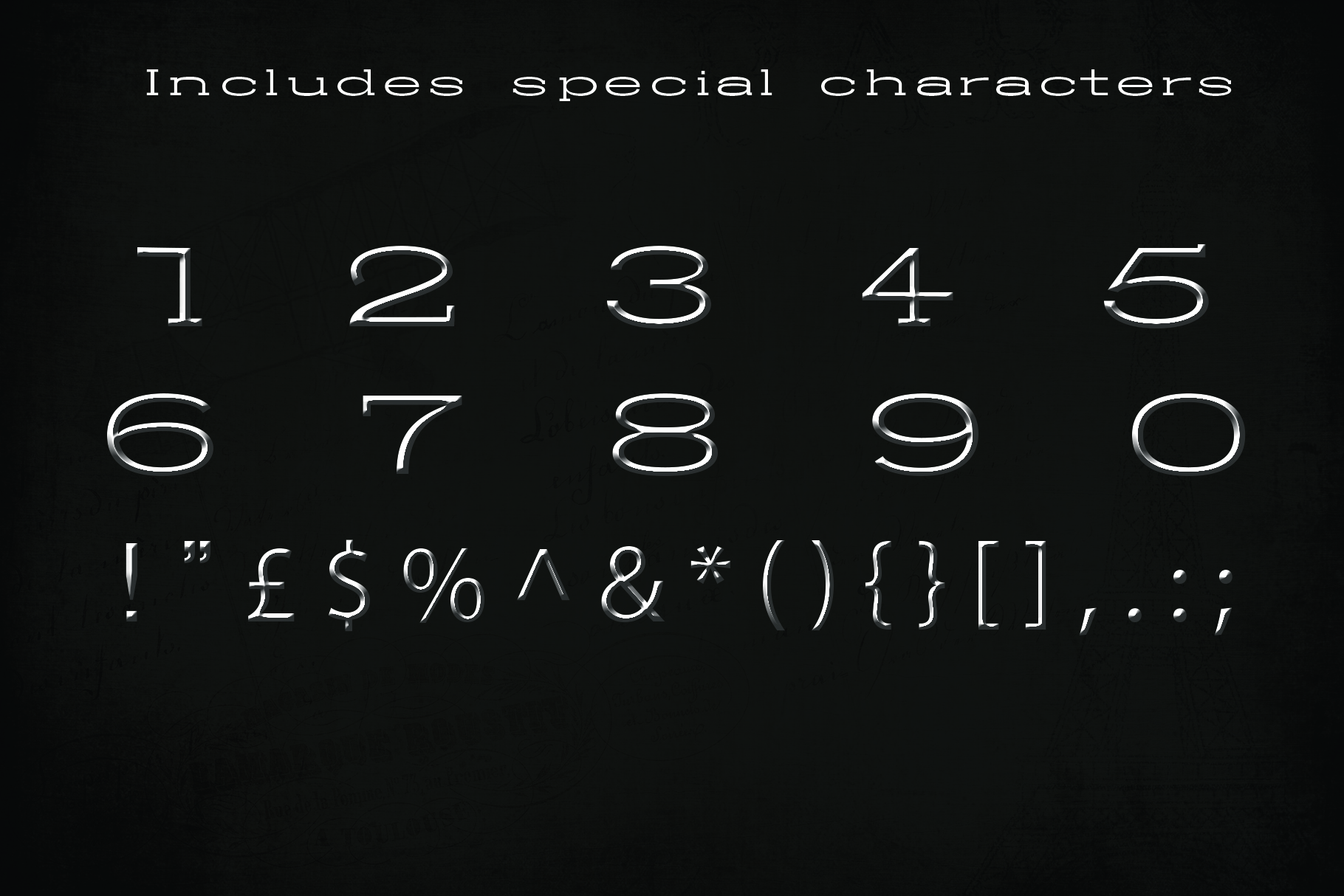 BALDWIN - A classy typeface example image 5