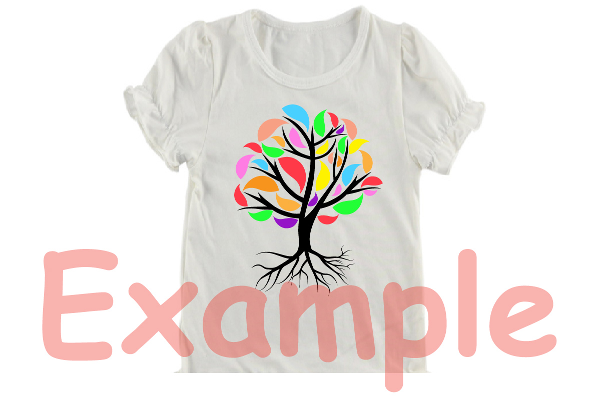 Family Tree love strength dream believe heart -751S example image 4