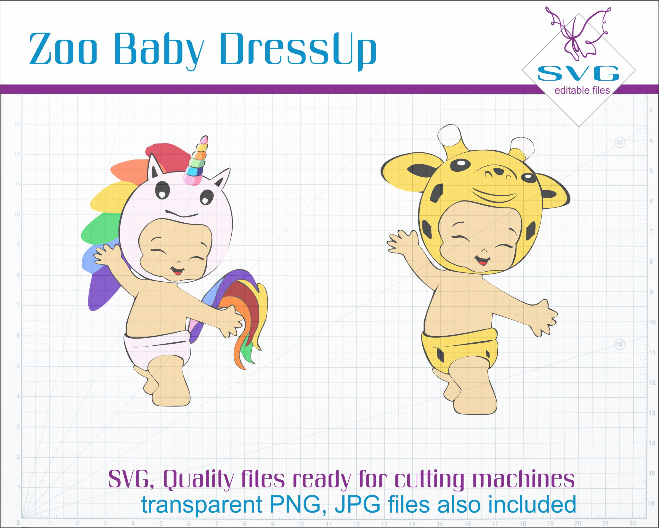 Zoo Baby Dressup example image 2