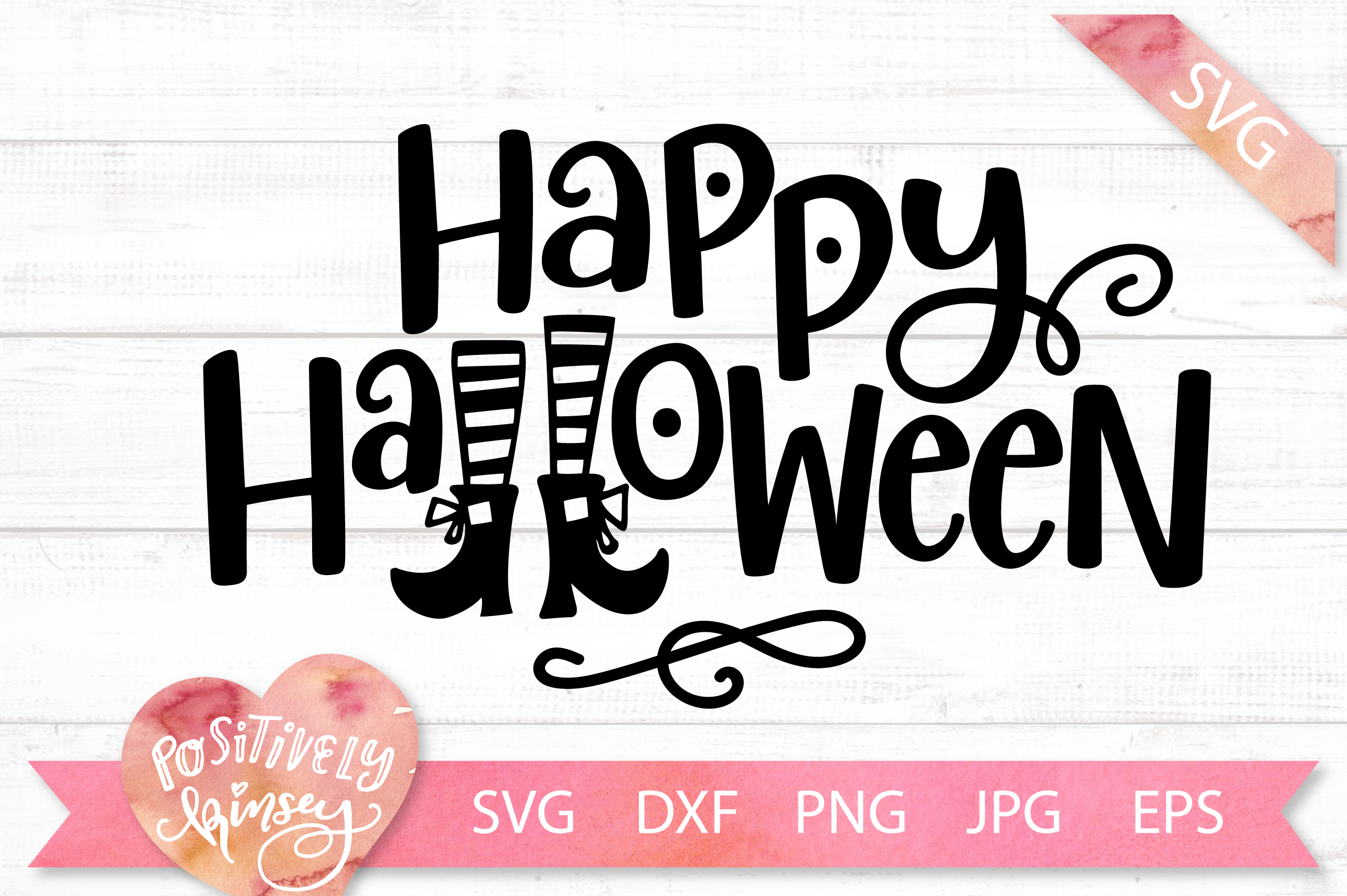 The Little Witch SVG Bundle, Halloween SVG DXF PNG EPS Files example image 15