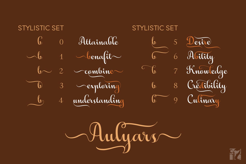 Aulyars example image 2
