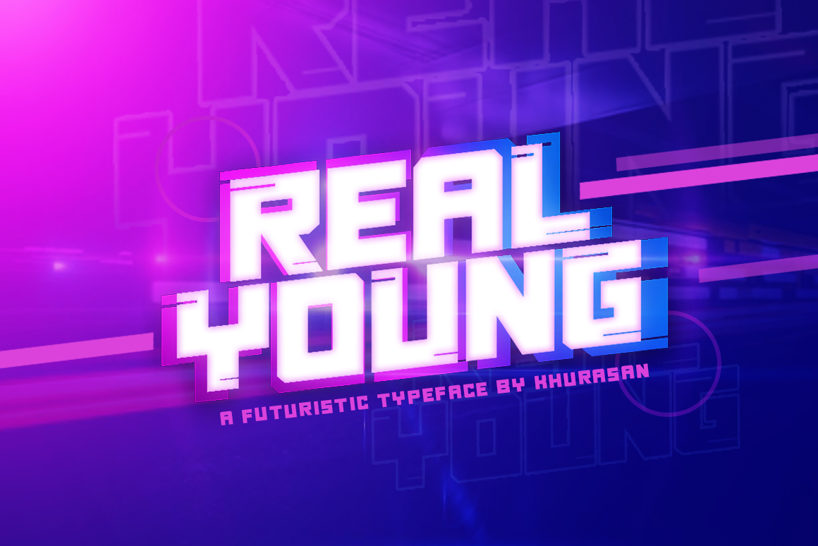 Real Young example image 1