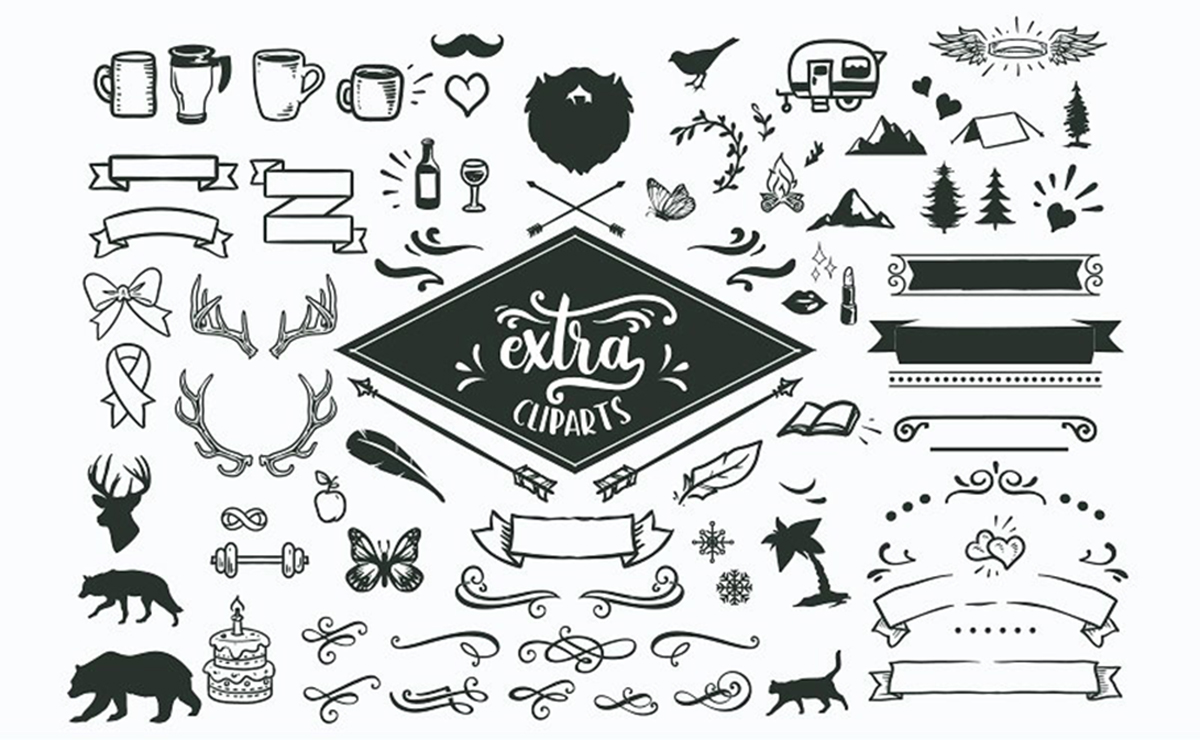 Designers font Bundle 11 Fonts example image 3