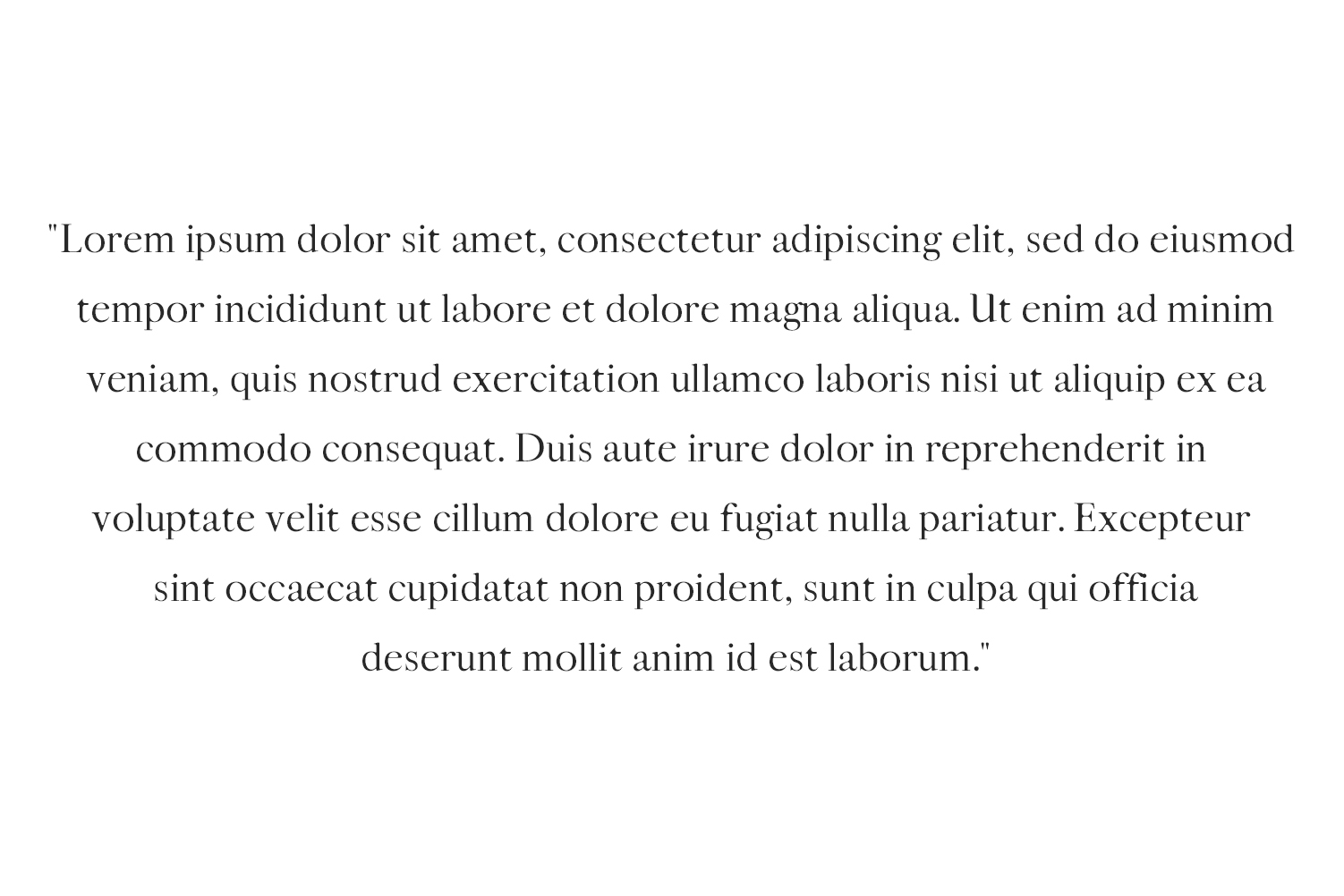 Moisses Serif Font Family Pack example image 4