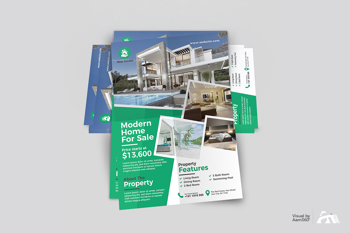 Real Estate Flyer example image 4