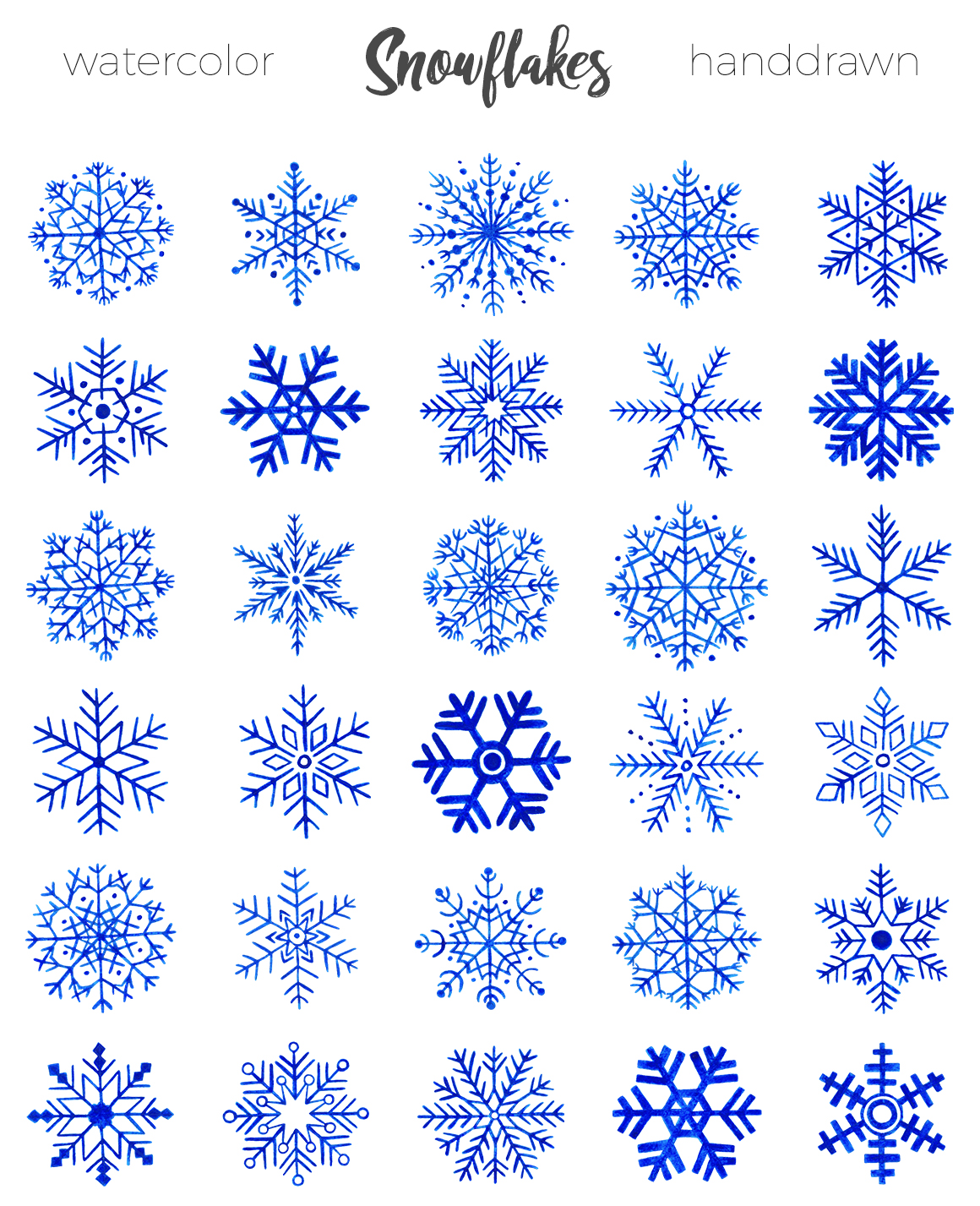 Winter Bundle example image 14