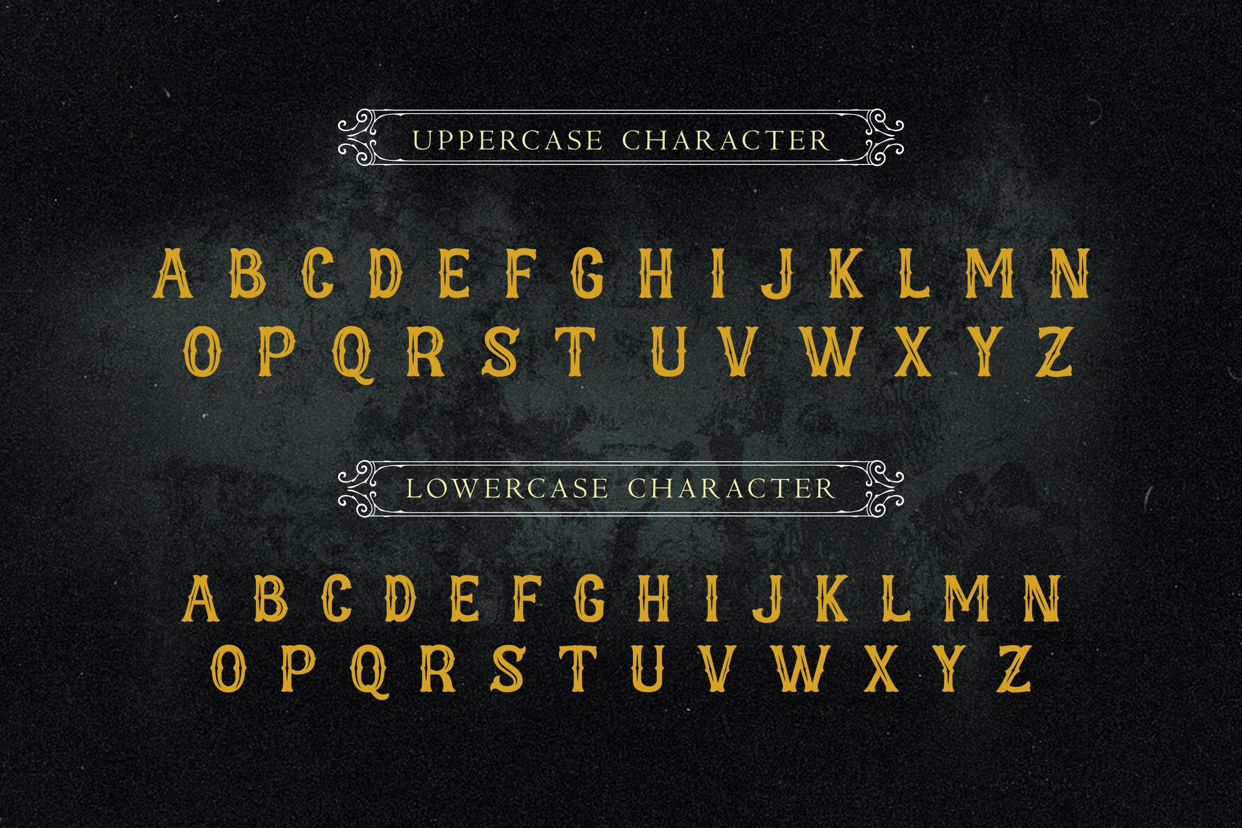 Castlefire Font example image 6