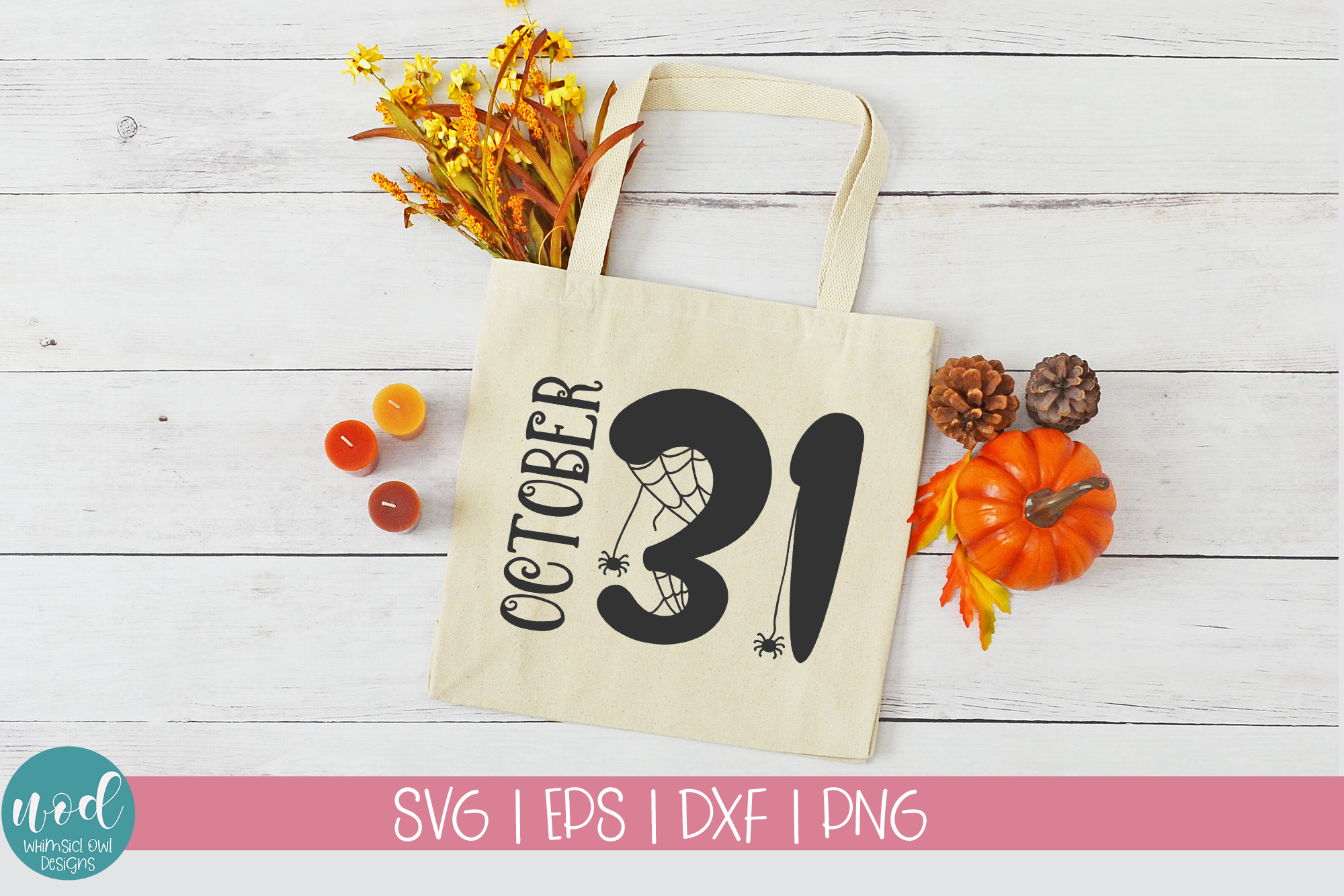 October 31 SVG File example image 3