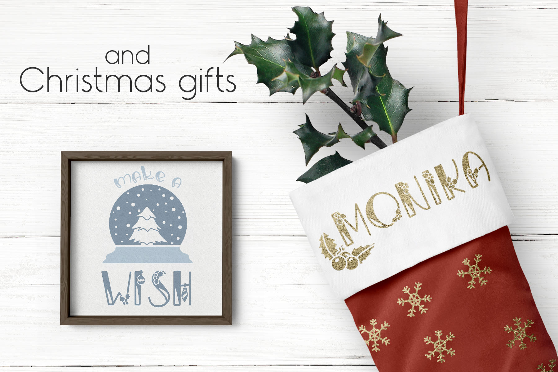 Canday - Festive Font with Extras example image 5