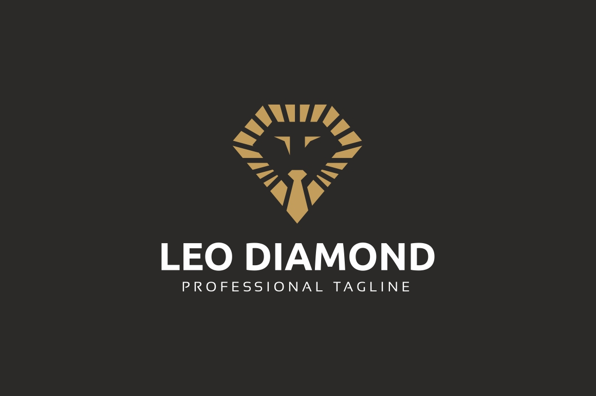 Lion Diamond Logo example image 3