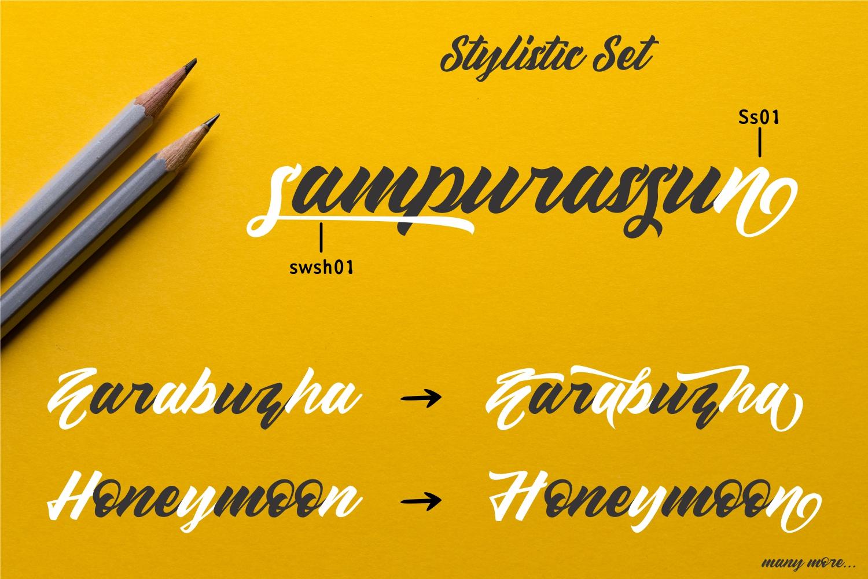 Sellwyne Script example image 3