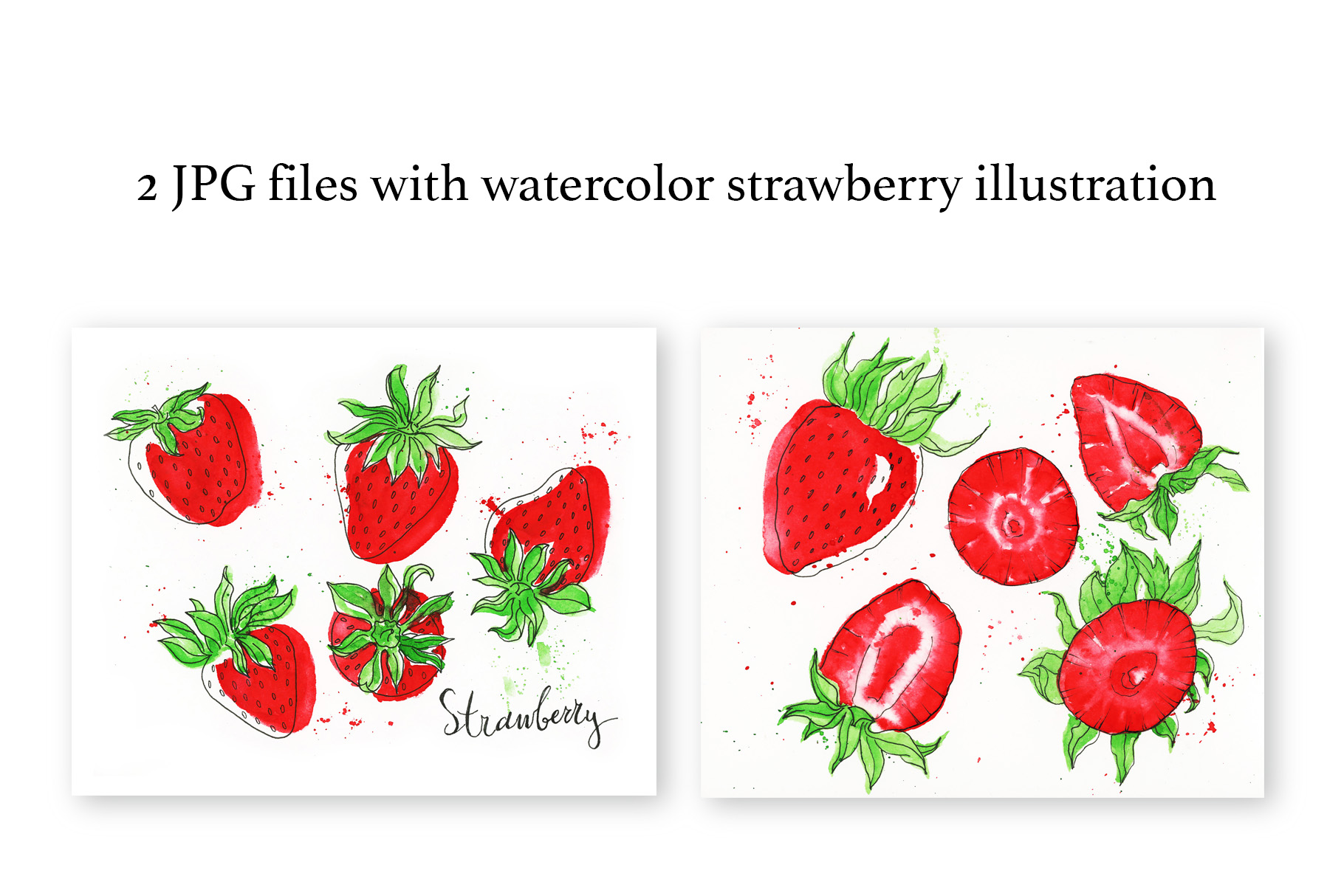 Strawberry field example image 4