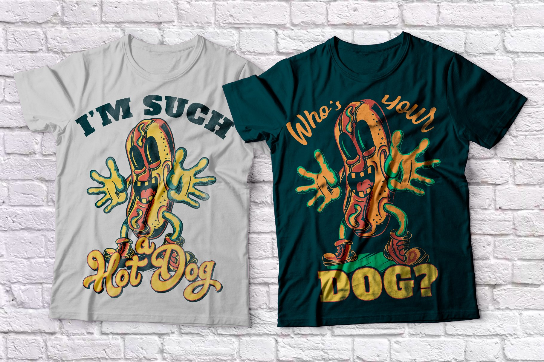 Fast Food T-shirts example image 5
