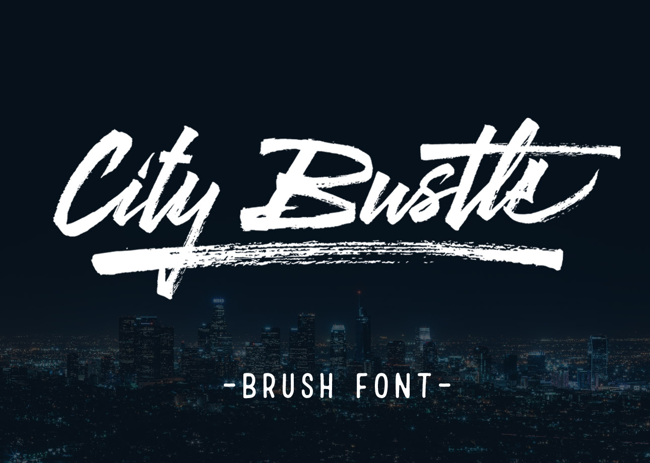 City Bustle example image 2