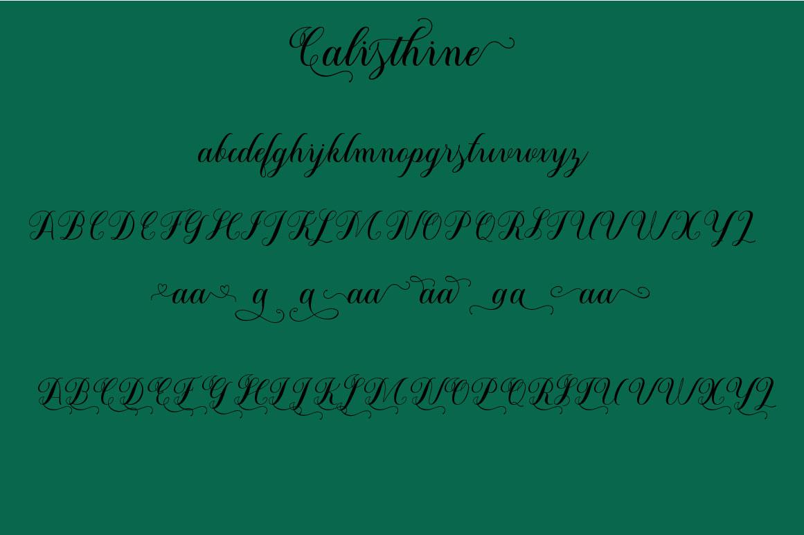 calisthine example image 4