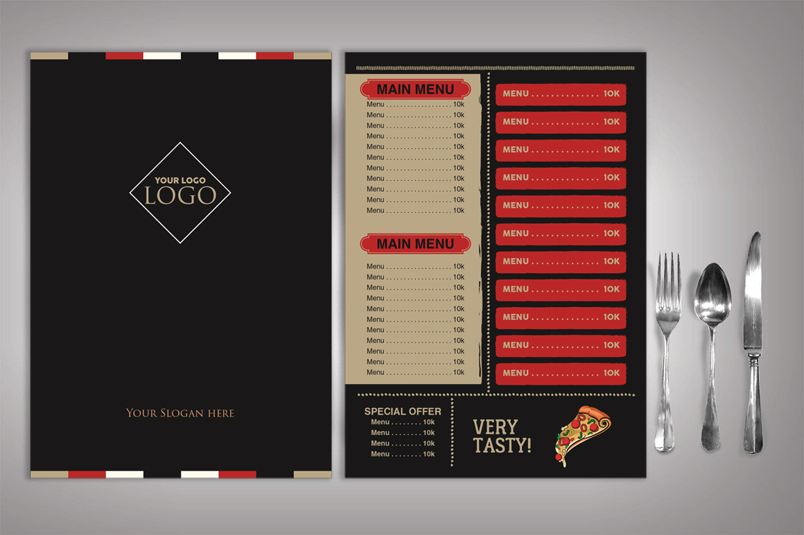 Restaurant Menu example image 2