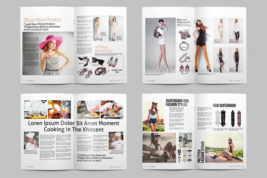 Firtana Magazines example image 3