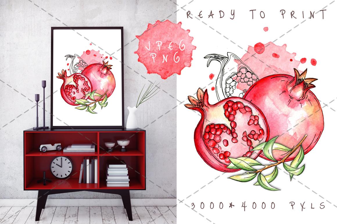 Juicy Pomegranate example image 7
