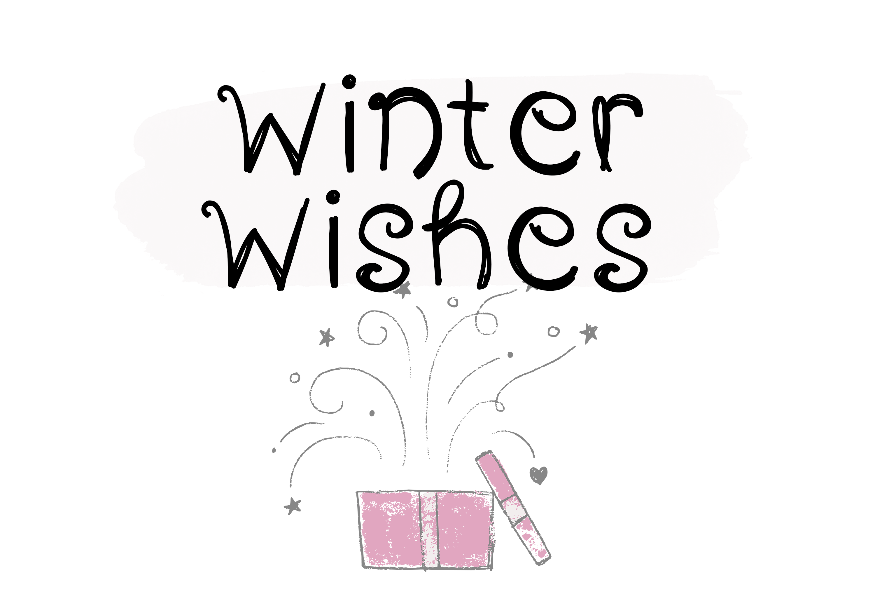 Winter Wonderland - A Fun Handwritten Font example image 3
