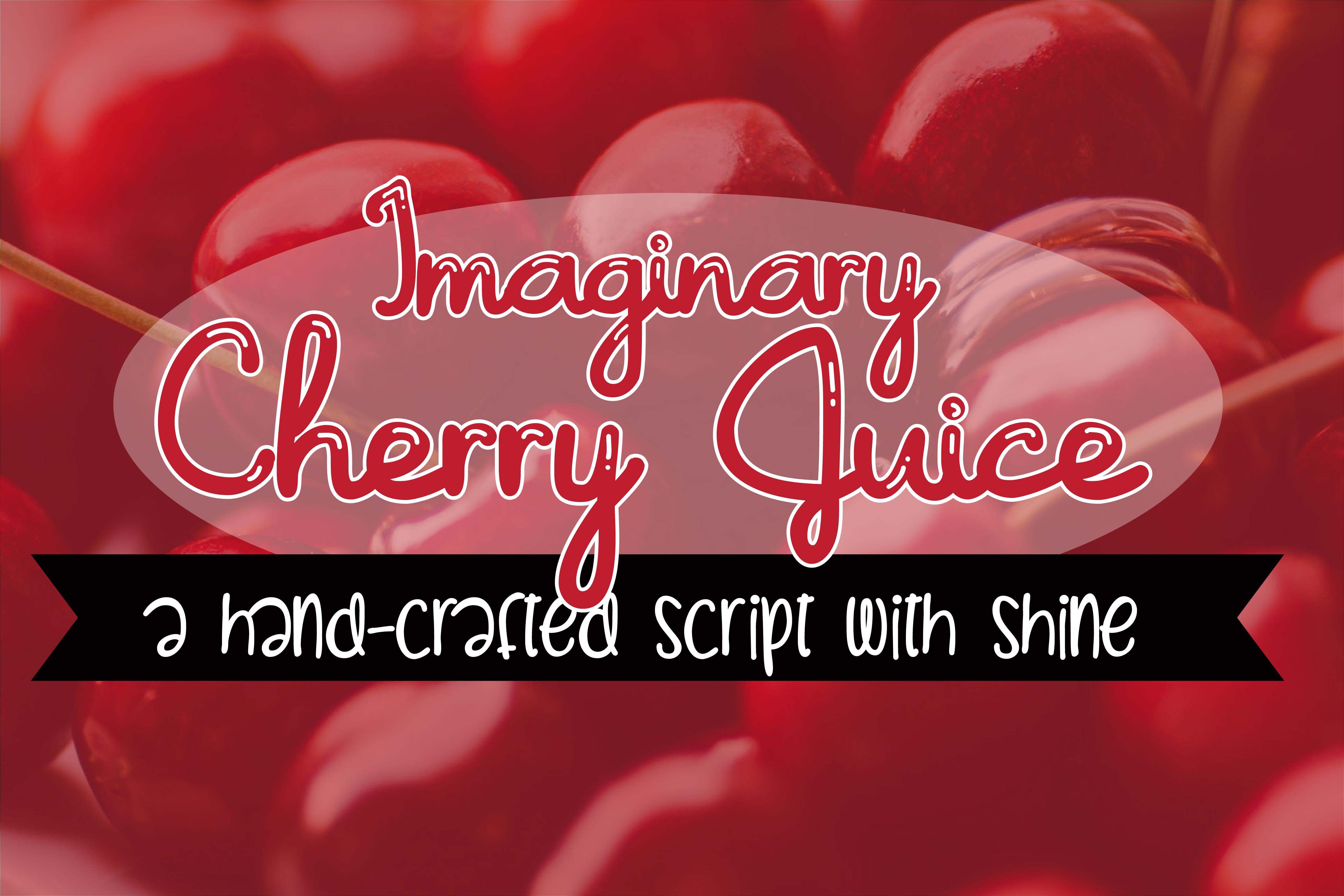 PN Imaginary Cherry Juice example image 1