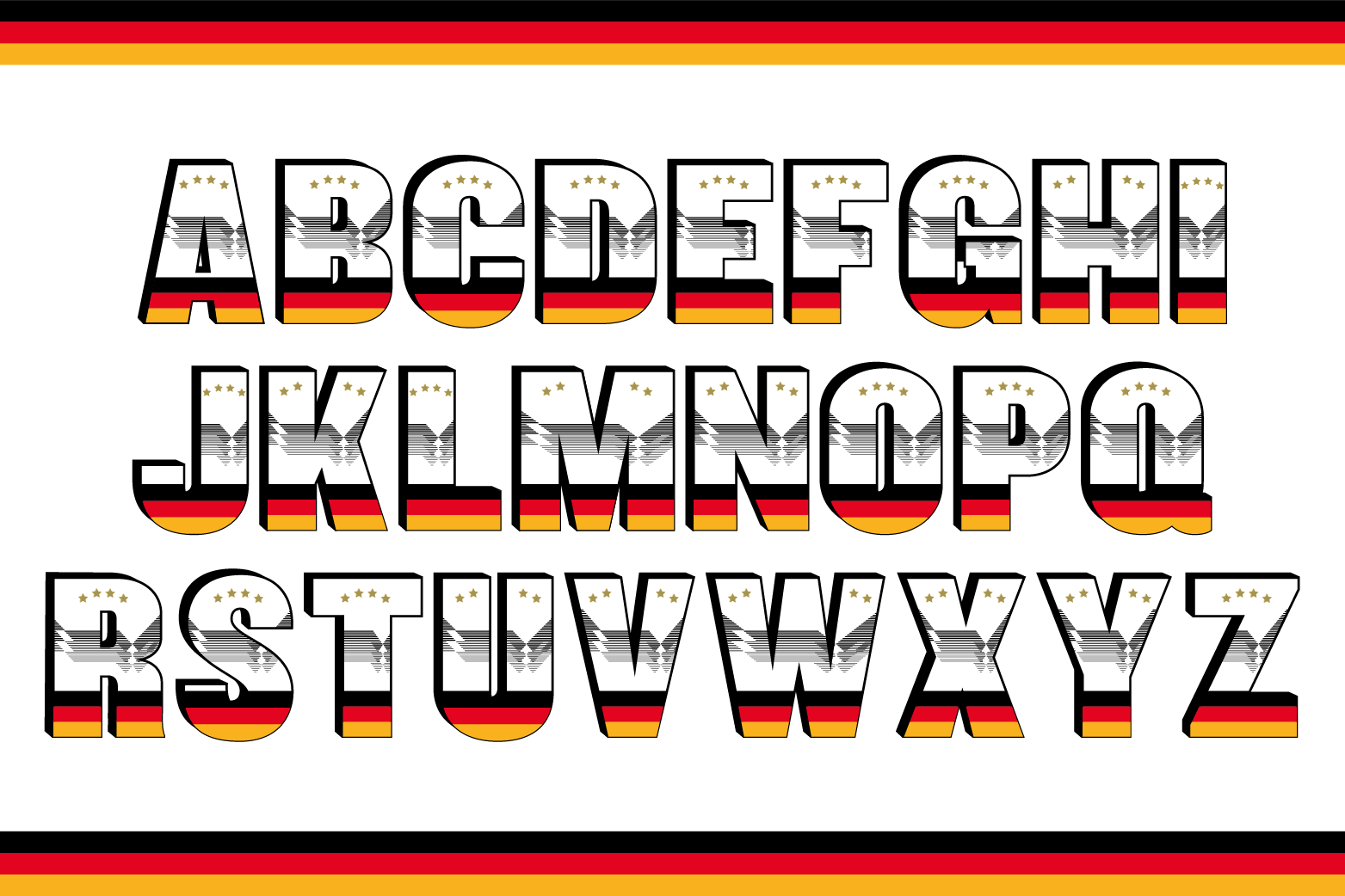 Germany Font example image 8