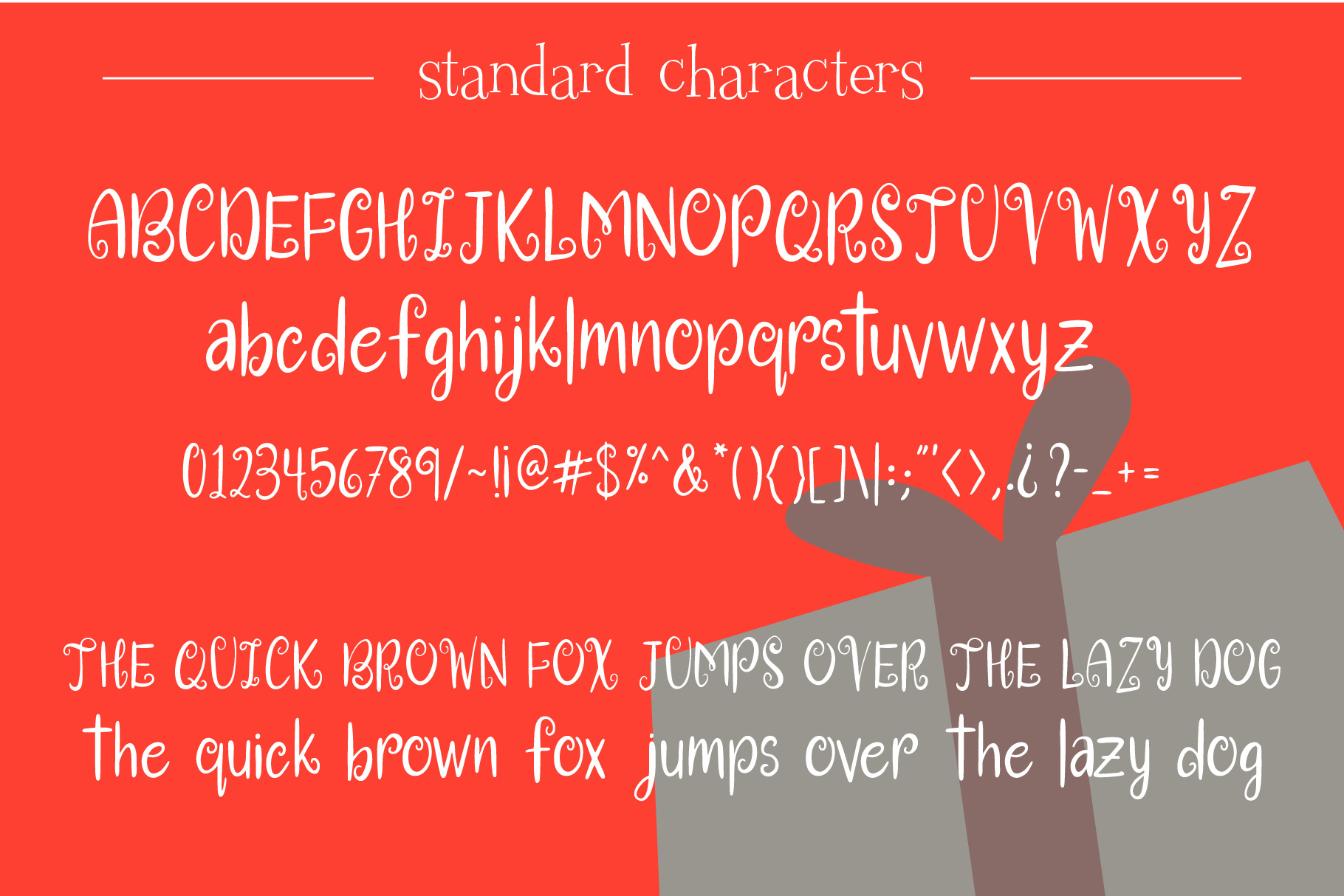 Christmas Workshop Font example image 3