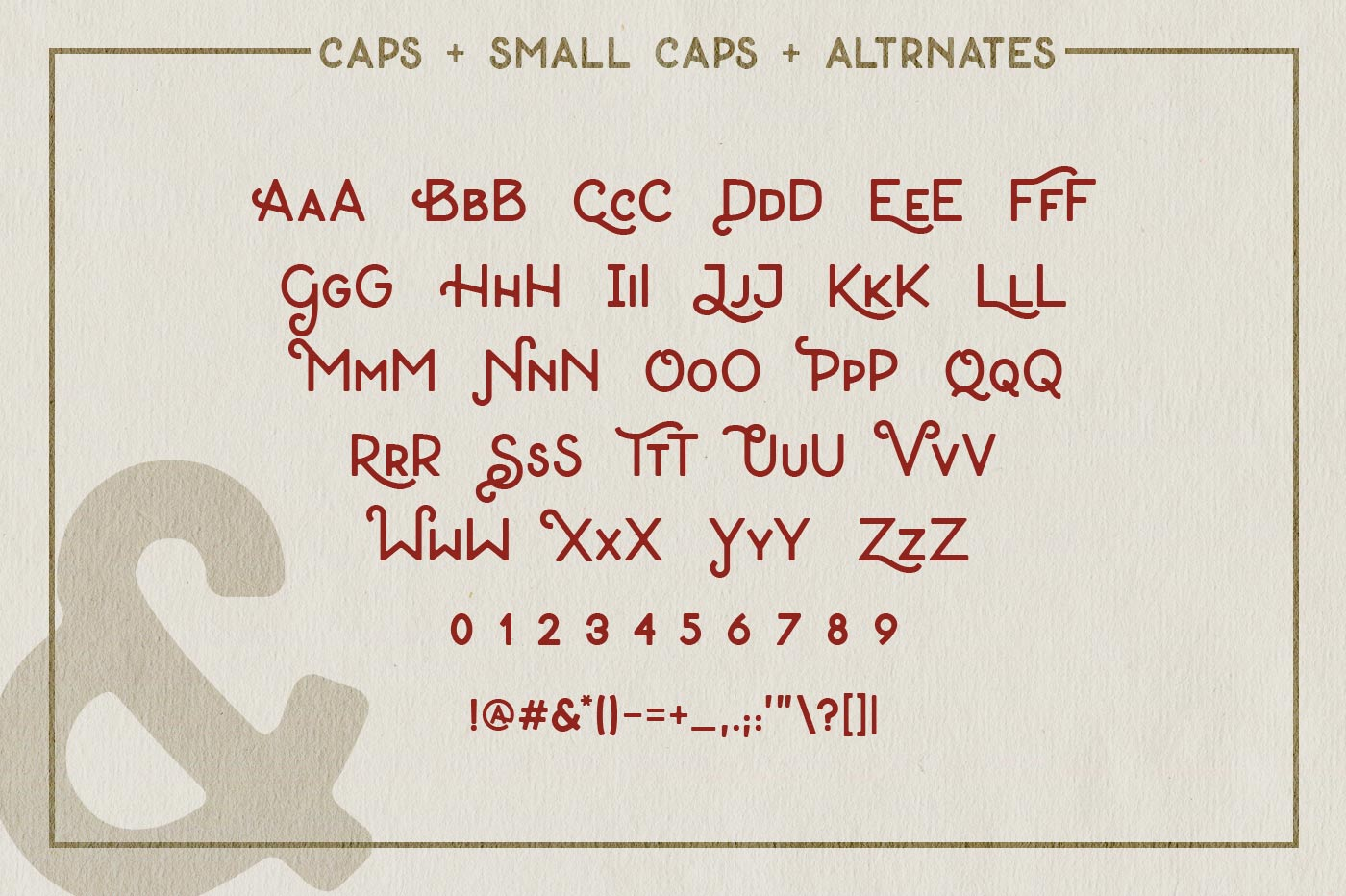 Briik - Hipster Fonts example image 6
