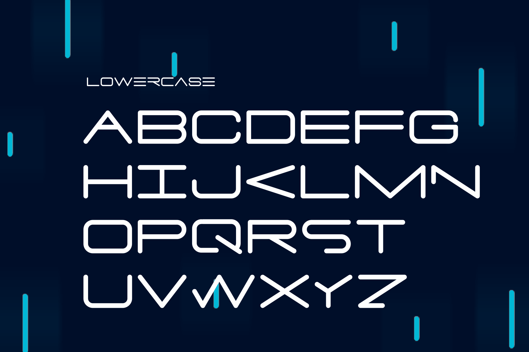 PORE Font example image 6