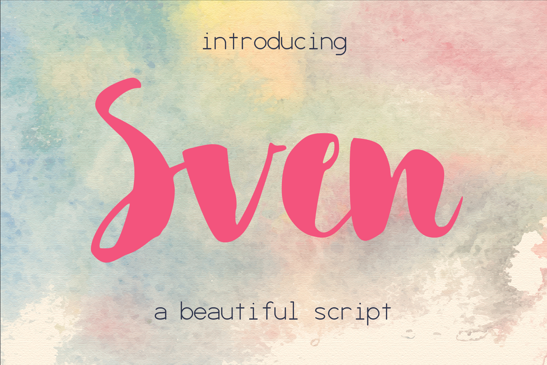 Sven Font example image 1