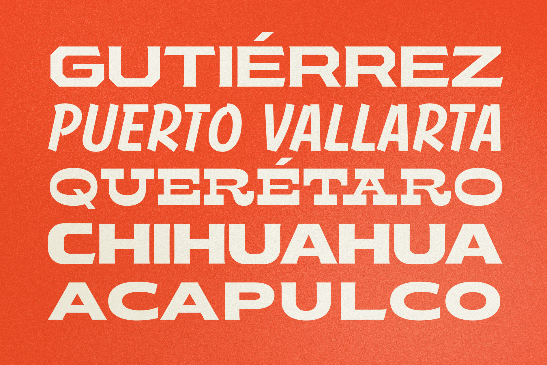 Ruston Font Family example image 8