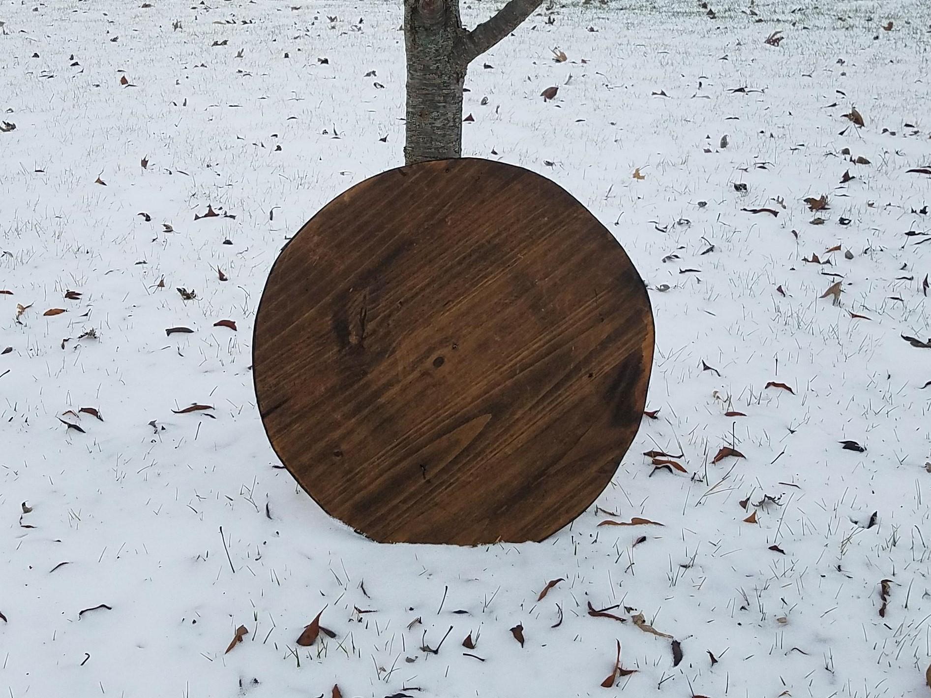 Wood sign Mockups example image 16