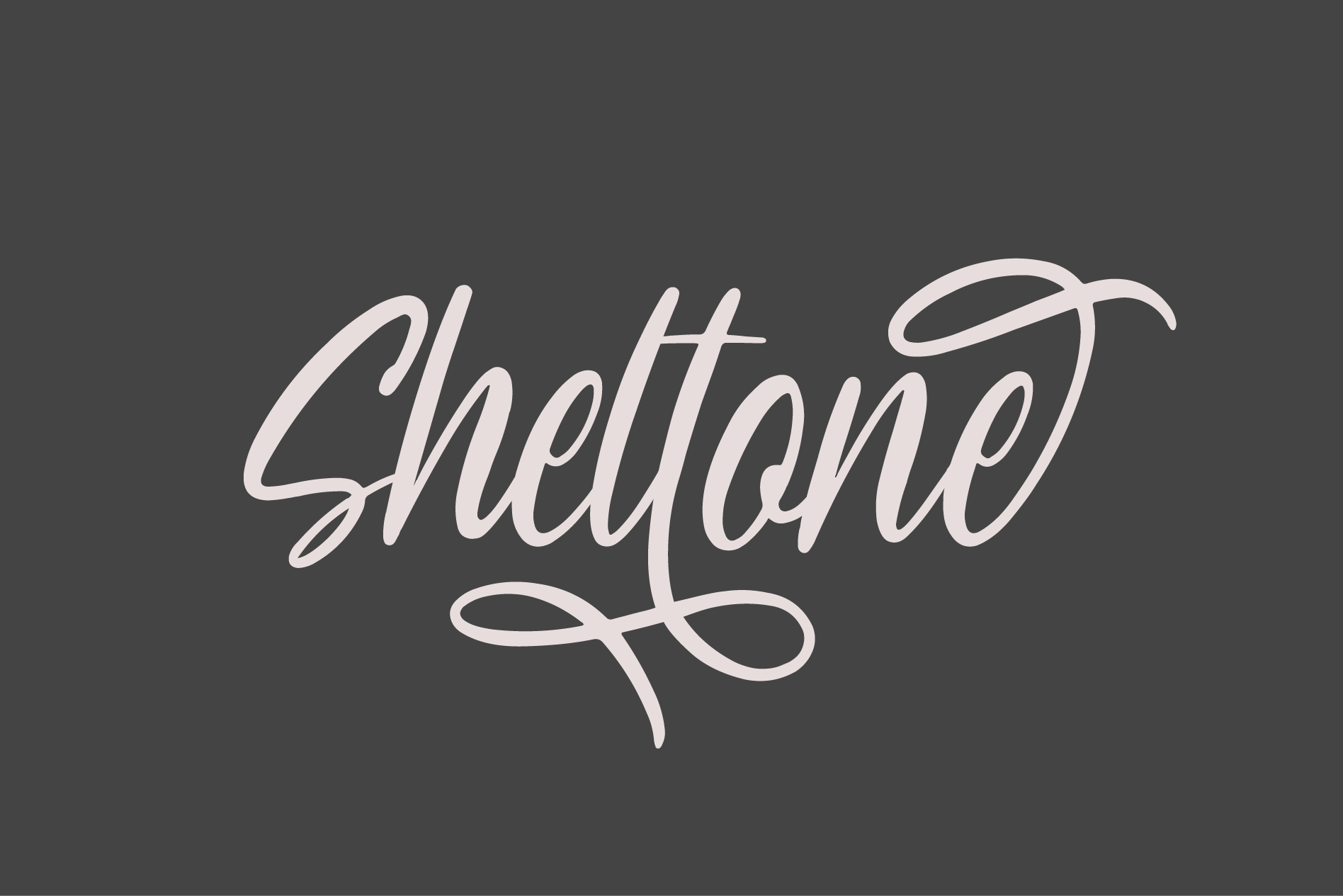 Sheltone - Modern Calligraphy Font example image 10