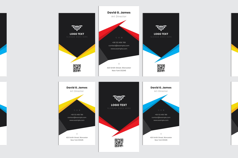 Elegant Business Card Design example image 3