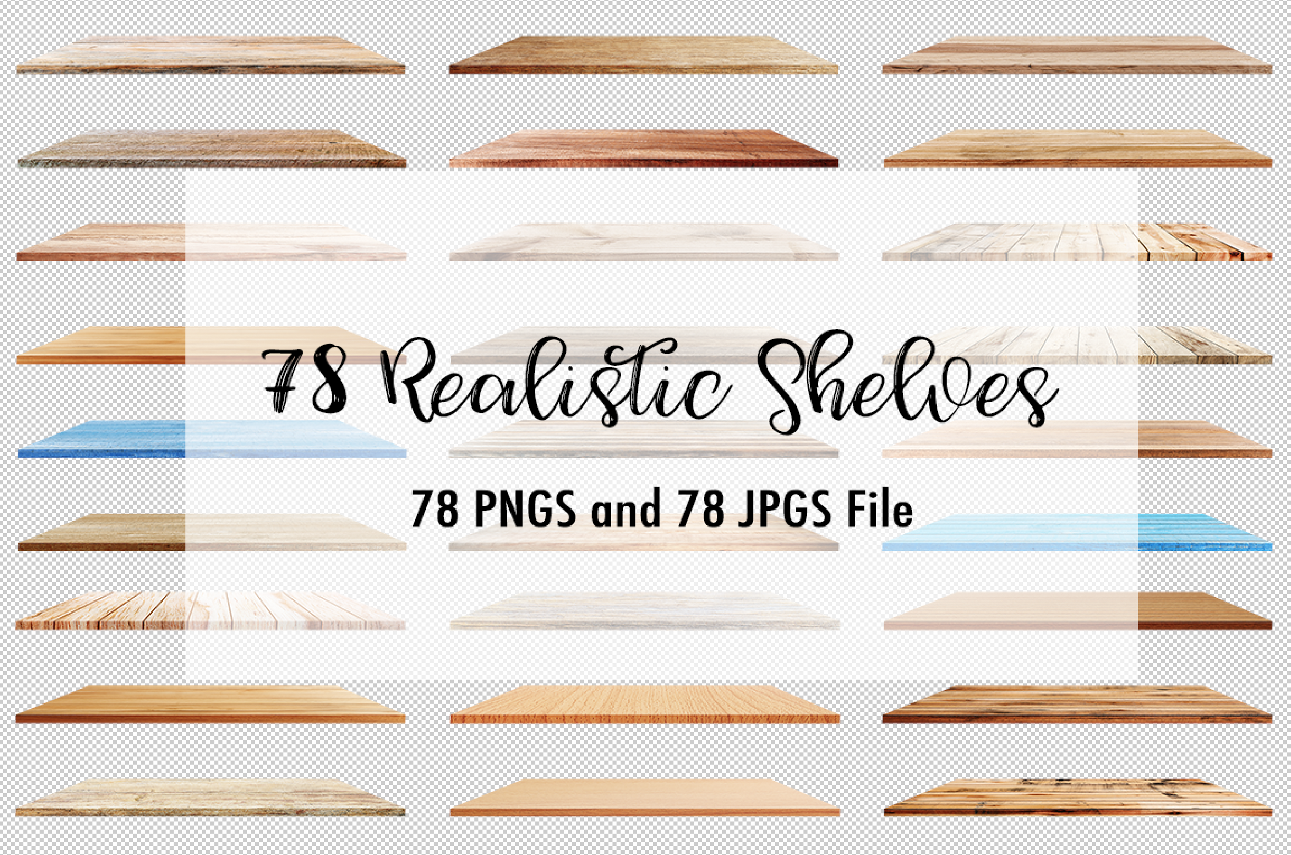 78 Realistic Shelves example image 6