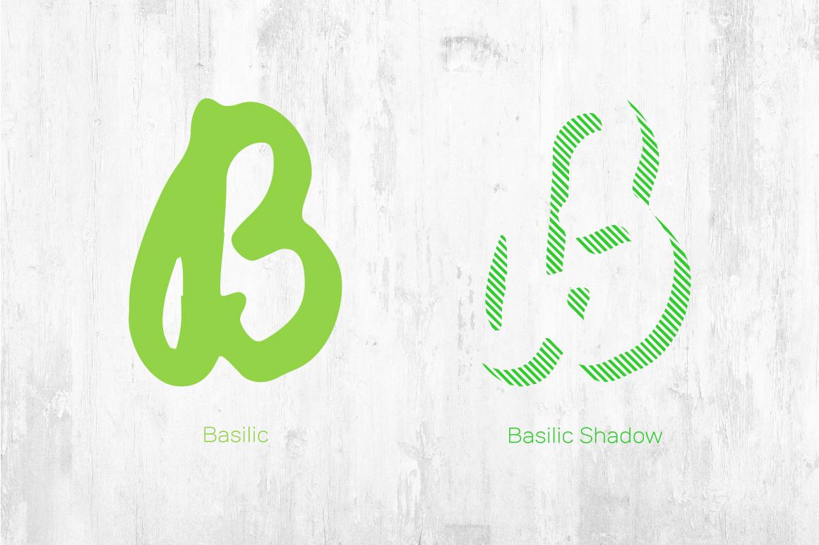 Basilic & Basilic Shadow example image 6