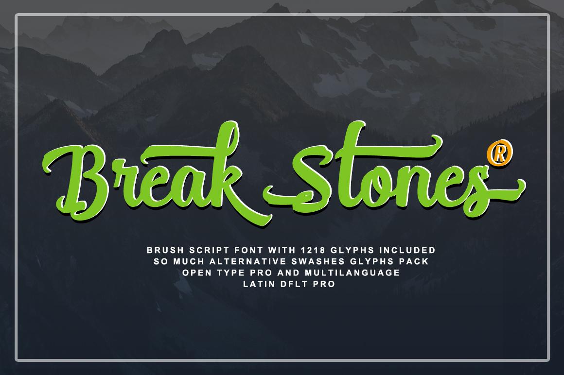 Break Stones Pro example image 2