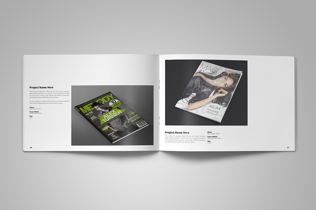 Graphic Designer/Photographer Portfolio example image 14