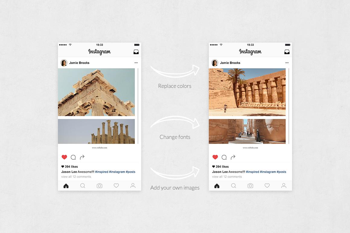 Ancient Instagram Posts example image 5