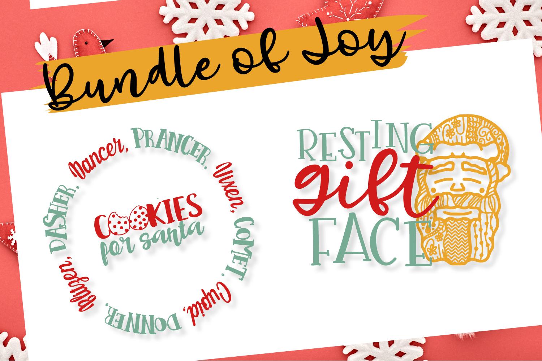 Bundle Of Joy - Christmas SVG Bundle  example image 7