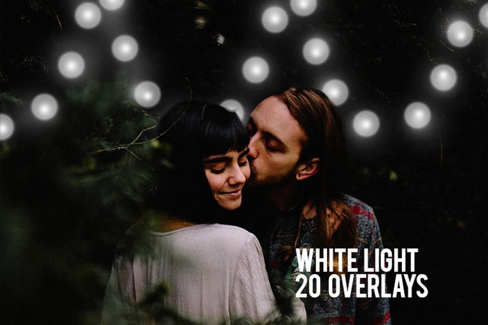 White Light Overlays example image 1