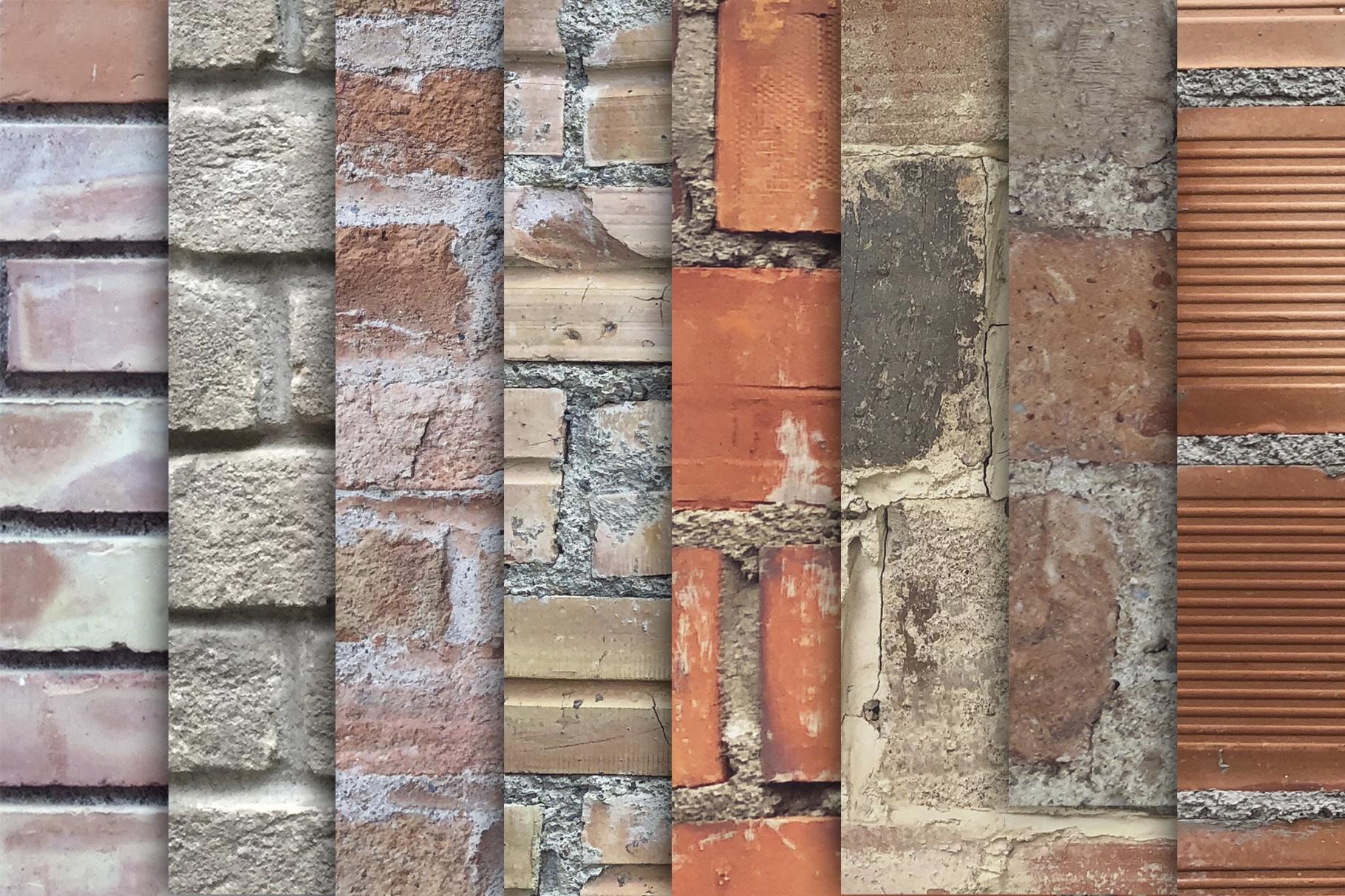 Brick Backgrounds Beer Mockup example image 5