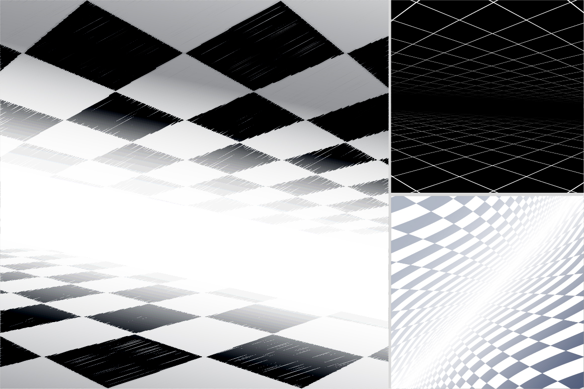Abstract Backgrounds set. example image 4