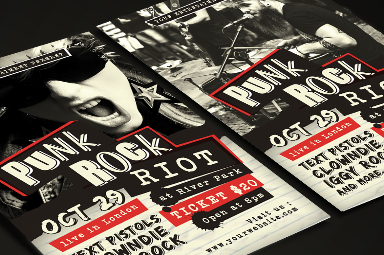Punk Rock Concert example image 5
