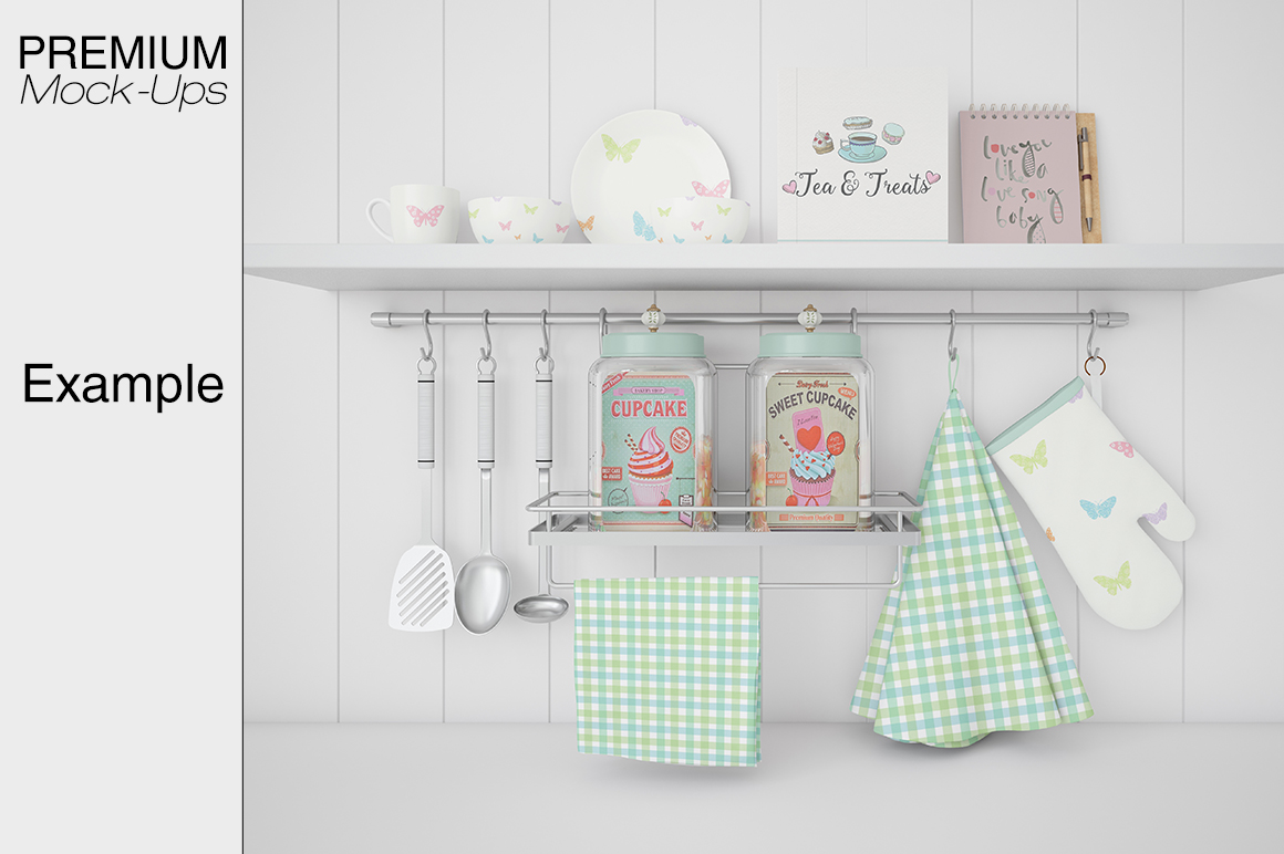 Kitchen Accessories Set example image 2