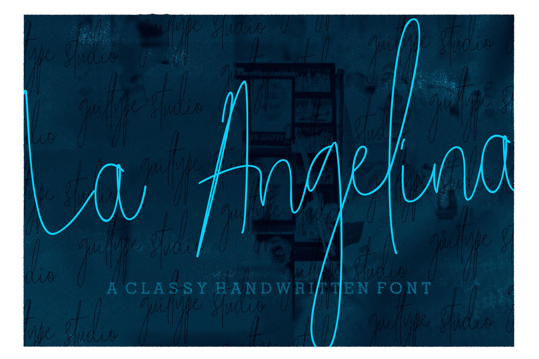 La Angelina example image 1