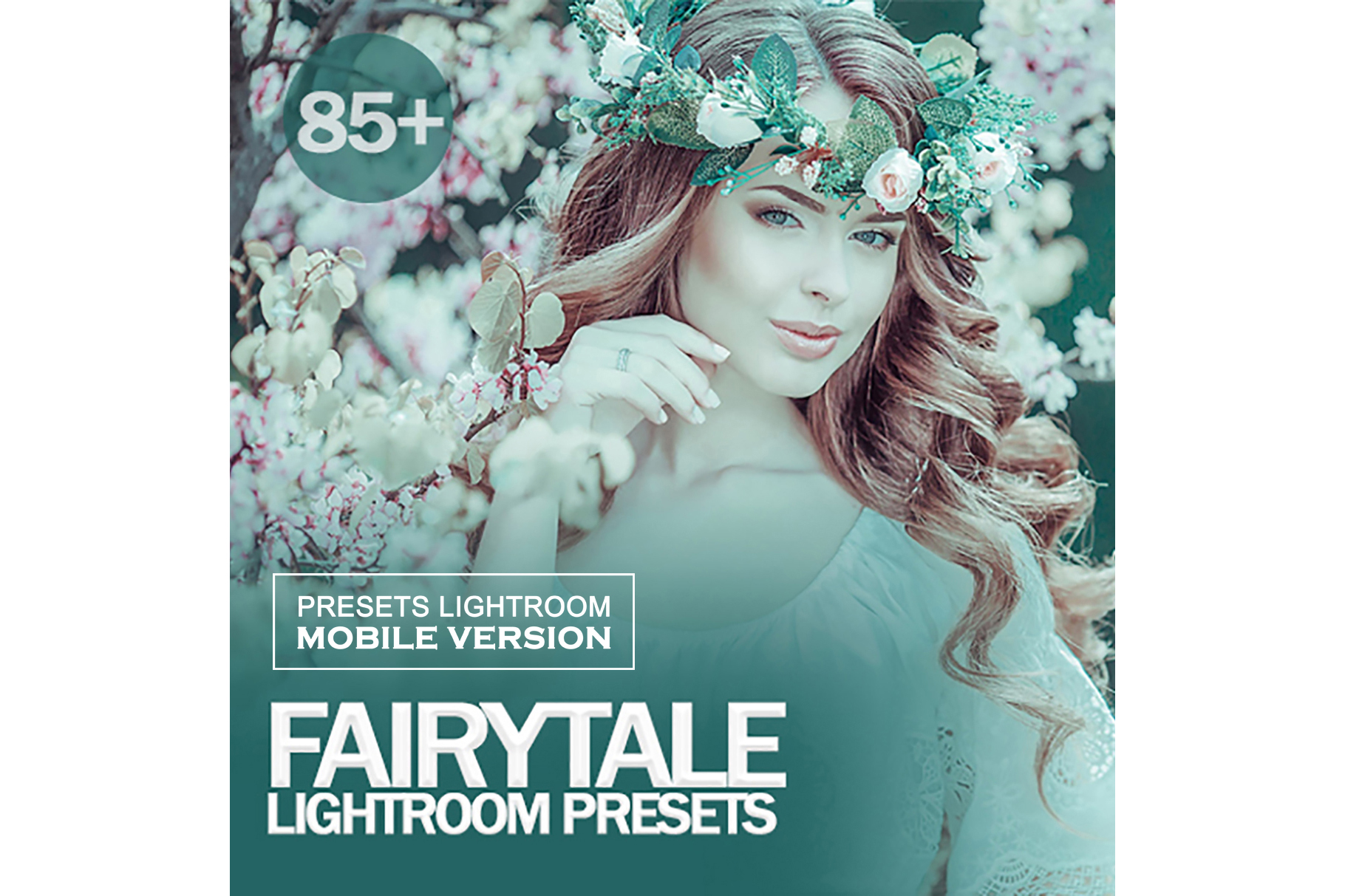 Fairytale Lightroom Mobile Presets example image 1