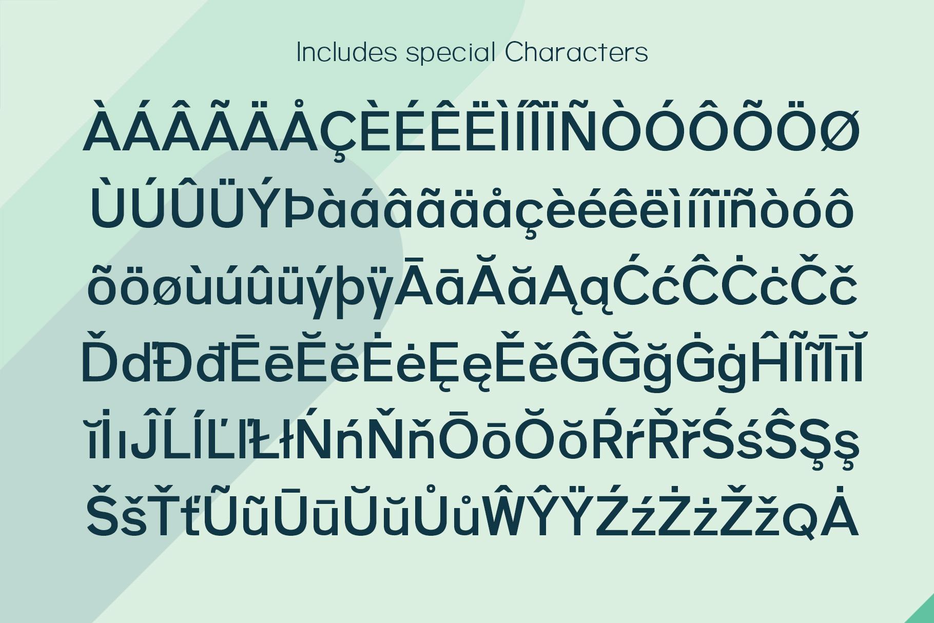 Centuria Typeface example image 8